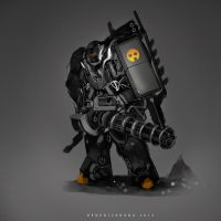 DragBuster by benedickbana