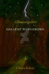 DAS LICHT IN DEN KRONEN - eBook cover by xXLionqueenXx