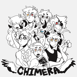 CHIMERA by knife-wife