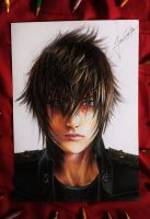 Noctis - Final Fantasy XV by JeanCarlo183