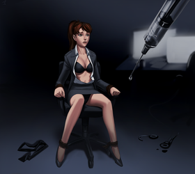 Mei Ling Interrogation by JP15Comm