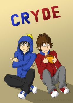 Cryde with a side of Taco by Spunky-Sora