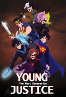 Young Justice--- The Next Generation by Intimidator777