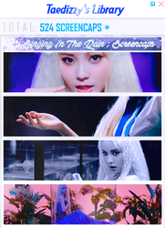 LOONA/JinSoul 'Singing In The Rain' ScreenCaps by Taedizzy