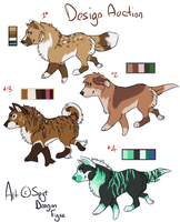 Silly Adopts CLOSED by SpytDragonFyre