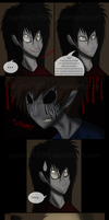 Adventures With Jeff The Killer - PAGE 49 by Sapphiresenthiss