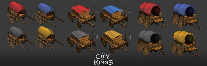 Carts by MiguelMDS