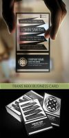 Trans Max Business Card by calwincalwin