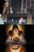 Ghostbusters #9 Page 5 Preview by DanSchoening