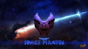 Spiritus: Space Pirates Logo by ERA-7