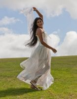 Zabeen white dress 5 by CathleenTarawhiti