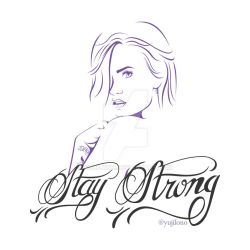 Demi Lovato - Stay Strong by yujilono