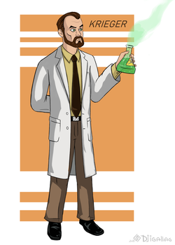 Krieger by Djigallag