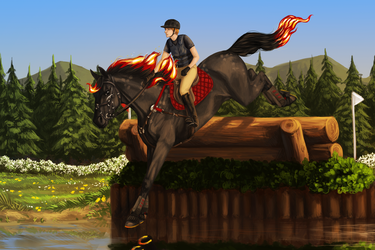 Tournament - Cross Country by Memuii
