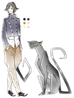 Panther Familiar- Auction Adopt (Closed) by LastRemedy