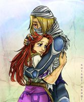 Oot- Innocence and Warmth by suiseiusagi