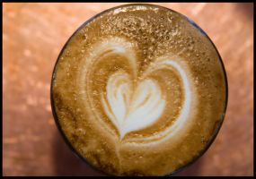 capuccino hearts by eatbrian