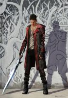 DmC: Dante's concept art by wily1983