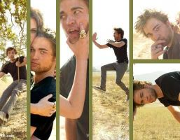 robert pattinson montage by CaitlinCullen1995
