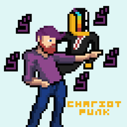 #octobit - JoJo Stand: Chariot Punk by Edenvale