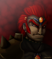 .:Trade:. OoT Young Ganondorf by Anilede