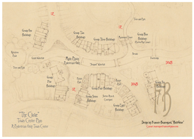 The Clove Town Center Plan by Built4ever