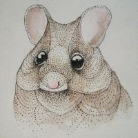Curious Mouse by artifexToils