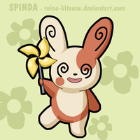 Wiky the Spinda