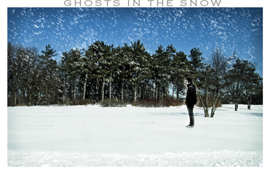 Ghosts In The Snow by xHeadfirstXForHALOSx