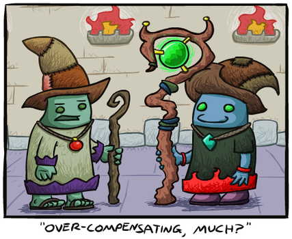 Caption This: Mages by jamtorkberg