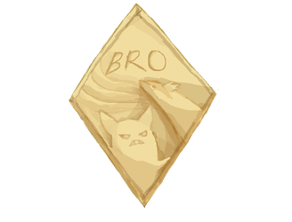 Bro Badge by Spiribia