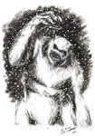 Be tough like a Wampa by KillustrationStudios