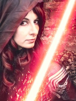Kylo Ren - Dark side by Aliceincosplayland