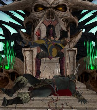 Kotal's Downfall by roodedude