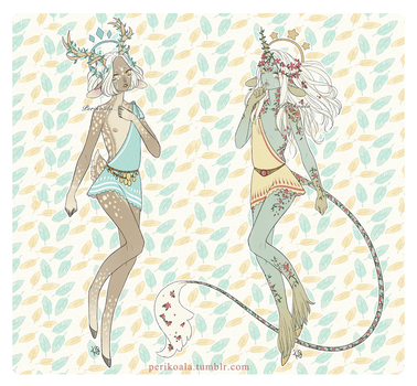 [Auction] Forest Wishems (CLOSED) by Perikoala