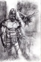 The Crow by scifo
