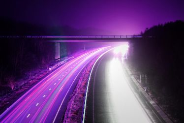 Purple haze by Karlito-photography