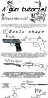Gun Tutorial by Donlvir