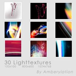 Lighttextures by Amberylation