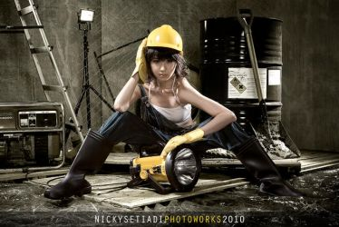Worker-3 by NickySetiadi