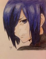 Tokyo Ghoul's Touka by Sadhbh131