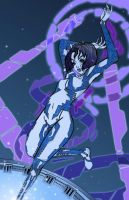 HALO 3 Cortana by Ethereal-Mind