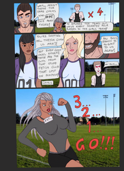 Cup Check: Chapter 2 - Page 9 by spiralqq