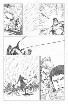 Grimm Fairy Tales #0 (Free Comic Book Day) pg6 by SheldonGoh