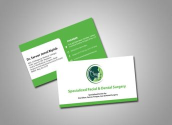 Visiting Card design by zubayer45