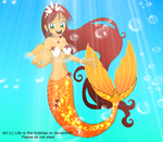 Oceana the Princess by Life-is-the-bubbles