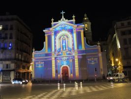 painted by projection st ferreol