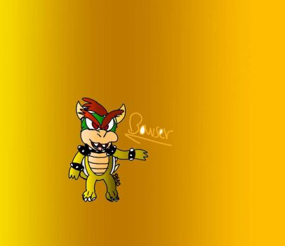 Bowser! (Attempt 1) by DeviantYoshi64