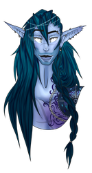 Kavia Silentsong by DerpQueenLily