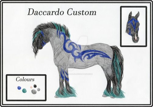 Daccardo Design - Nacetraion by TheShiranja